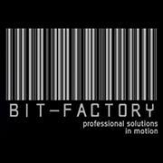 Logo Referenz HEPPFILM bit factory